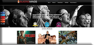 Blazing Minds Movie, Theatre and Events Reviews